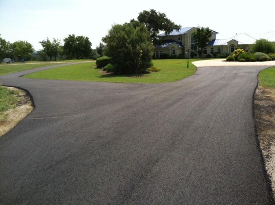 Asphalt Driveway for Home