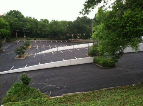 Asphalt Parking Lot Oklahoma City